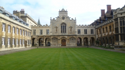Peterhouse College, Cambridge University | Case Studies
