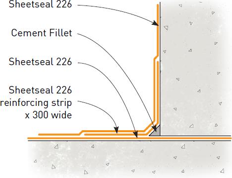Detail 4 - External Continuity detail