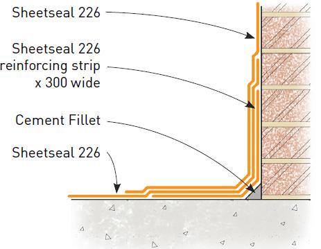 Detail 5 - Internal angle